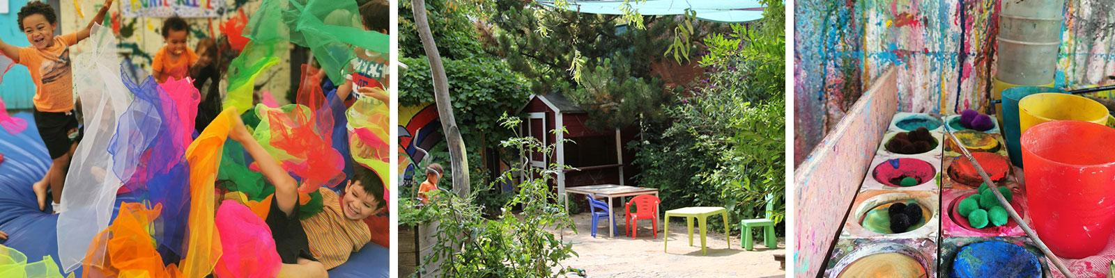 Kinderhaus Bunte Klexe